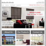 website - Belleville Blinds