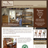 website - Bateman House