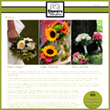 website - Flowers by Dustin